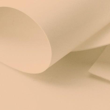 Foamiran, nude, 30x35cm