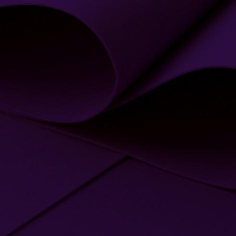 Foamiran, dark purple, 30x35cm