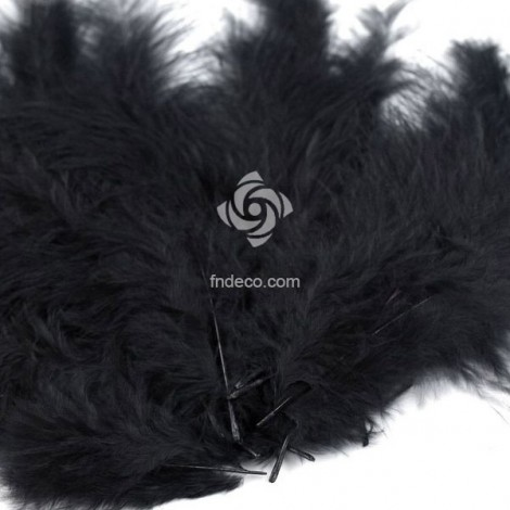 Feathers - Black