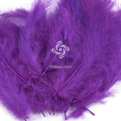Feathers - Purple
