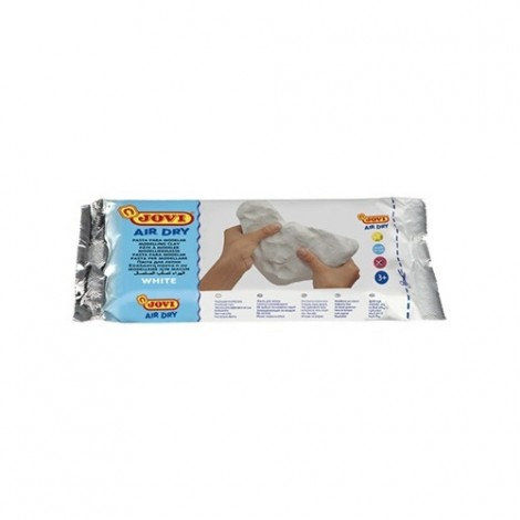 JOVI Air Dry Clay, white