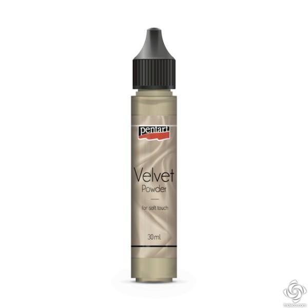 Pentart Velvet Powder - Beige