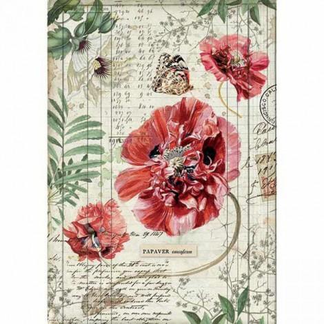 Rice Paper Napkins - A4 - DFSA4357