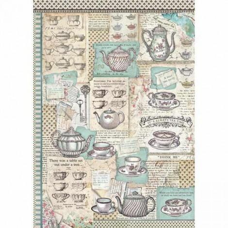 Rice Paper Napkins - A3 - DFSA3023