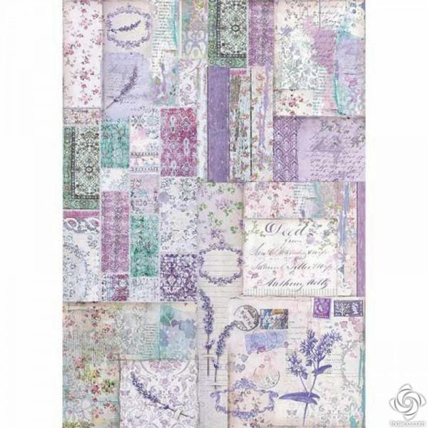 Rice Paper Napkins - A3 - DFSA3025
