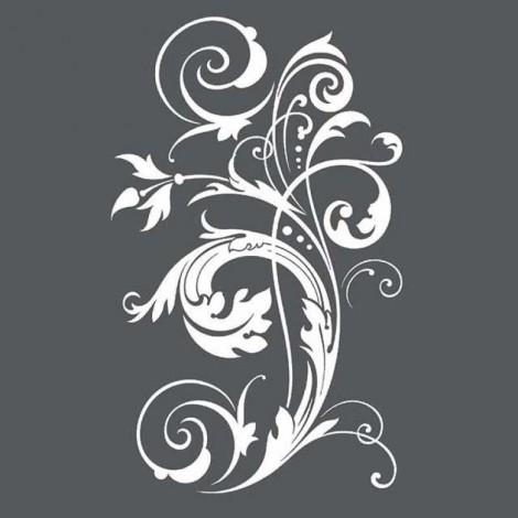 Stamperia Mix Media Stencil - KSTD041