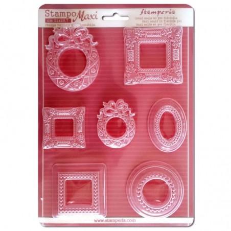 Soft PVC mould - A4 - K3PTA416