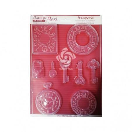 Soft PVC mould - A4 - K3PTA409
