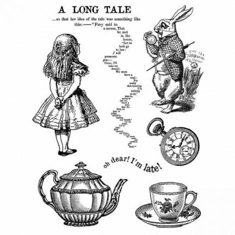 Gumi nyomda – Alice