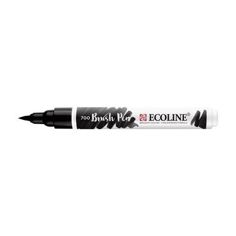 Ecoline Brush Pen - 700 - Black